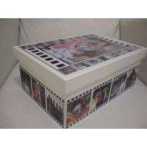 Presente Lindo Caixa Em Mdf Personalizada Com Fotos Ou Frase