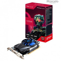 Placa De Video Sapphire Radeon R7 350 2gb 128 Bits Gddr5