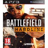 Battlefield Hardline - Digital Ps3