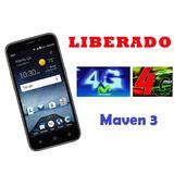 Zte Maven 3 Android 4g Lte Liberados Con Mercado Pago