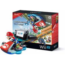 Nintendo Wii U 32gb Deluxe Mario Kart 8- Envio Já- Retire Sp