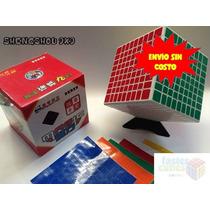 Cubo Rubik 9x9 Shengshou Envío Gratis