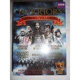 Documental Warrios Heroes Y Villanos Bbc En Dvd