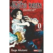 Jujutsu Kaisen 00 - Panini Manga