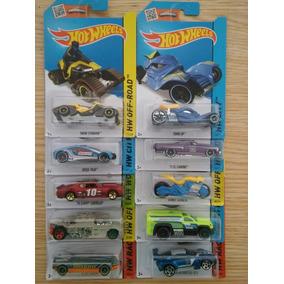 Hot Wheels Lote X 10 Autos Originales Mattel Mar Del Plata