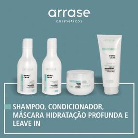 Kit Manutenção - Shampoo, Condicionador, Máscara, Leave-in.