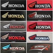 Capa Banco Moto Personalizado Honda Universal