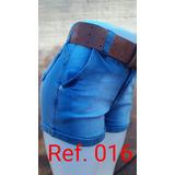 Kit Atacado - 10 Shorts Jeans. Direto De Fábrica Em Goiânia.