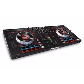 Controladora Numark Mixtrack Platinum 4 Decks Para Serato Dj