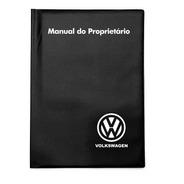 Capa Porta Manual Proprietário Volkswagem Pvc