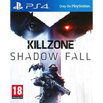 Killzone Shadow Fall Ps4 Portugues Midia Fisica Original