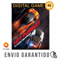 Need For Speed Nfs Hot Pursuit Origin Pc Envio Rápido