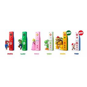 Controle Nintendo Wii U Remote Plus Mario Luigi Yoshi Koopa