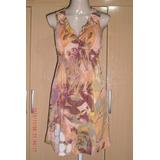 Lindo Vestido Estampado - Limite Girl Tam; M R$ 30,00