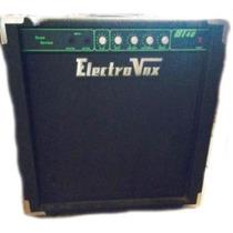 Basstech B-40 Ampli De Bajo Electrovox By Decoud 40 W.nuevos