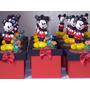 10 Lembrancinhas Mickey Ou Minnie Caixinhas Mdf