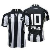 Camisa Infantil Botafogo Fila Listrada Original