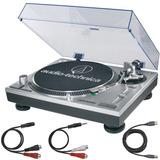 Tornamesa Audiotechnica At-lp120 Usb, Sv (envío Gratis)