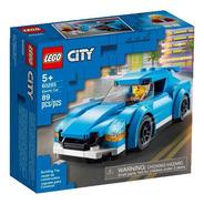Lego City - Carro Azul Esportivo - 60285 - Lego