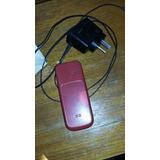 Teléfono Nokia 1100. Color Rojo.