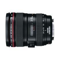 Lente Canon Ef 24-105mm L Is Usm Reacondicionado