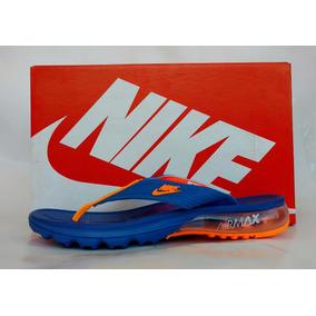 Sandália Chinelo Nike Air Max Frete Grátis