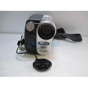 Defeito Filmadora Câmera Digital Sony Ccd-trv138