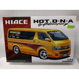 1:24 Toyota Hiace 2011 Hot Dna Aoshima P Armar Urvan