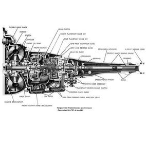 Manual De Taller Transmisión Chrysler Dodge A727