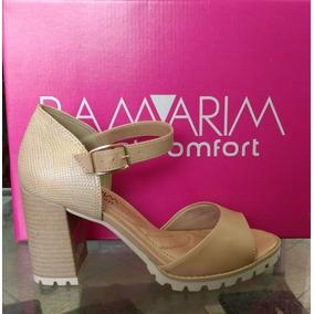 Sandalia Ramarim Total Confort