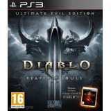 Juego Diablo Para Playstation 3 Nuevo Sellado