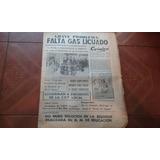 Diario Cronica Comodoro Rivadavia 9-1-1974 Completo Muy Buen
