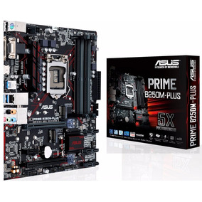 Placa Mãe Asus Prime B250m-plus Lga 1151 Chipset Intel B250