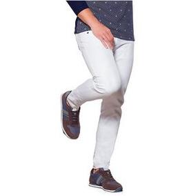 e83f20e458f3b Pantalon Blanco Hombre Juvenil - Ropa y Accesorios en Mercado Libre ...