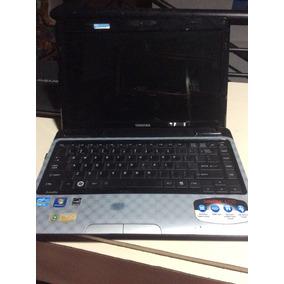 Laptop Toshiba Satellite I5 500gb Disco Duro Windows 10 Pro