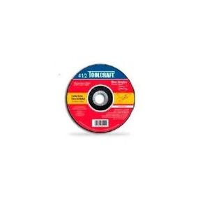 Disco De Corte Extrafino Metal-acero Inoxidable,4 1/2 ,1 Mm