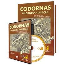 Dvd Curso De Criação De Codornas - Frete Grátis!