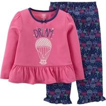 Pijama Blusa Pantalón Carters Talla 24 Meses Envio Gratis