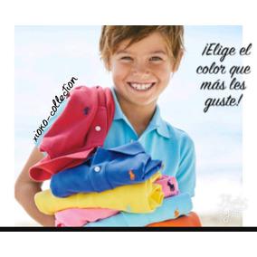 Camisas Polo Ralph Lauren Para Niño 100% Original