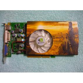Tarjeta Video Nvidia Agp Geforce 256mb Ddr3 Edicion Especial