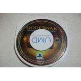 God Of War (chains Of Olympus) Para Psp (solo El Disco)
