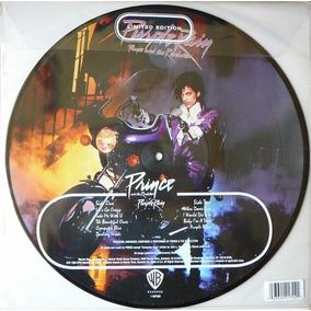 Lp Vinil Prince Purple Rain (picture Disc) [import] Lacrado