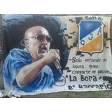 Banderas De Egresados, Bandas, Recitales, Cancha,(artesanal)