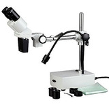 Amscope Se400-z Profesional Binocular Estéreo Microscopio,