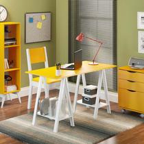 Mesa Madesa Tutti Colors 5315 Amarelo