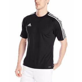 Camiseta De Fútbol adidas Negra Xxl