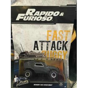 Auto Coleccion Rapido Y Furioso Fast Attack Buggy