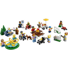 Diversão No Parque Pessoas Da Cidade - Lego City 6013
