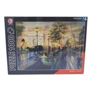 Arco Del Triunfo París Rompecabezas 1000 Piezas