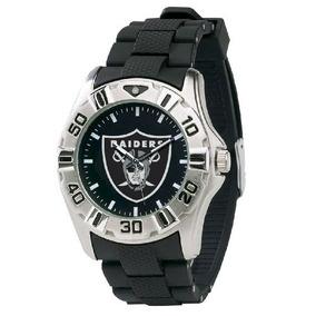 Nfl Hombres Nfl-mvp-oak Serie Oakland Raiders Watch